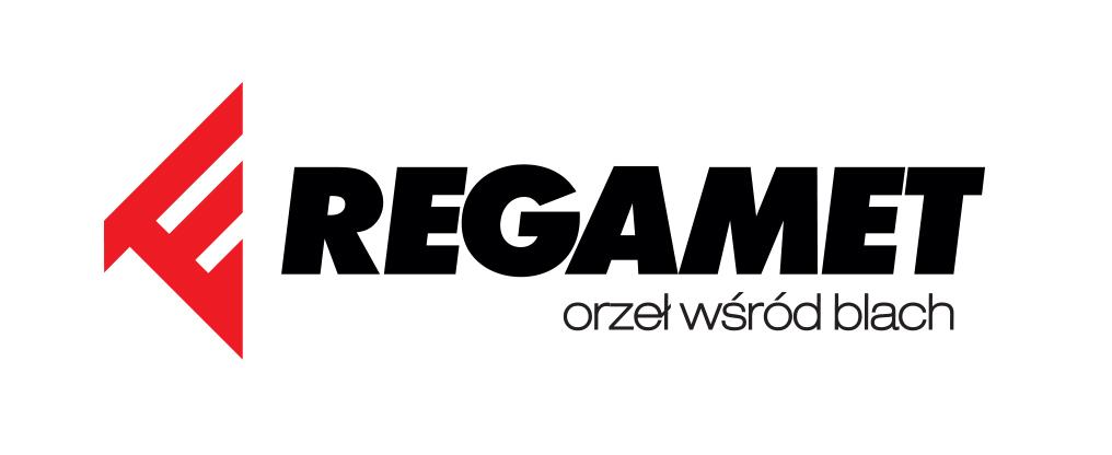 logo REGAMET krzywe